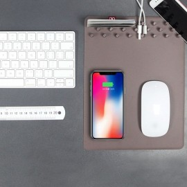 image of Wireless Charging Mouse Pad