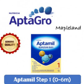 image of Aptamil Baby 600G Step 1