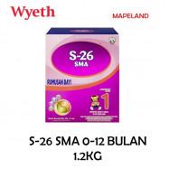 image of S26 SMA 1.2kg (0-12Bulan)
