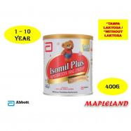 image of ISOMIL PLUS (1-10 TAHUN) 400G TANPA LAKTOSA