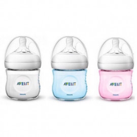 image of Avent Natural Bottle 4oz / 125ml Single