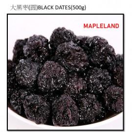 image of KURMA HITAM 黑枣 BLACK DATES