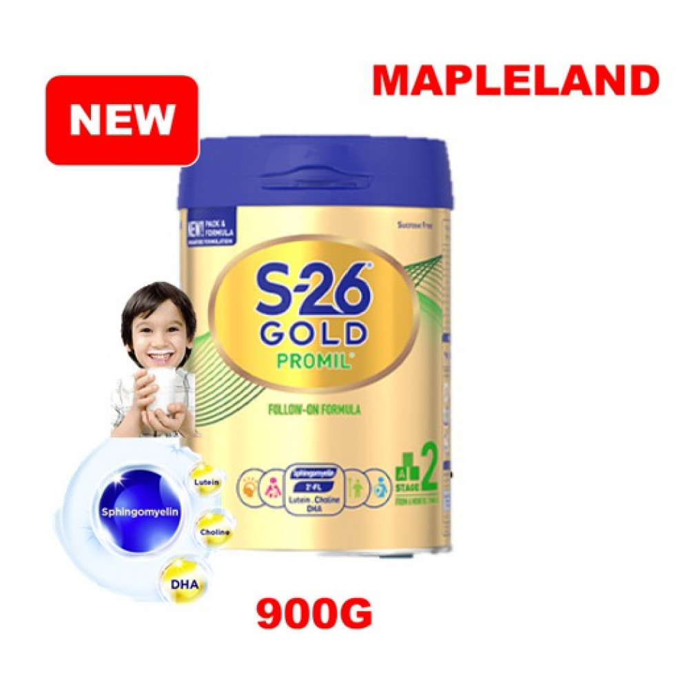 S26 Gold Promil 900G
