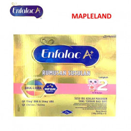 image of ENFALAC A+ STEP 2 (6 months above) DHA+ARA Milk Powder