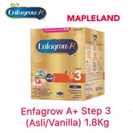 image of Enfagrow A+ STEP 3 Vanilla 1.8Kg