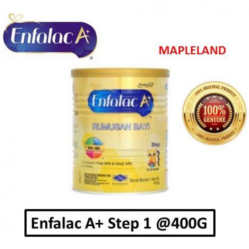 Enfalac A+ Step 1 @ 400g