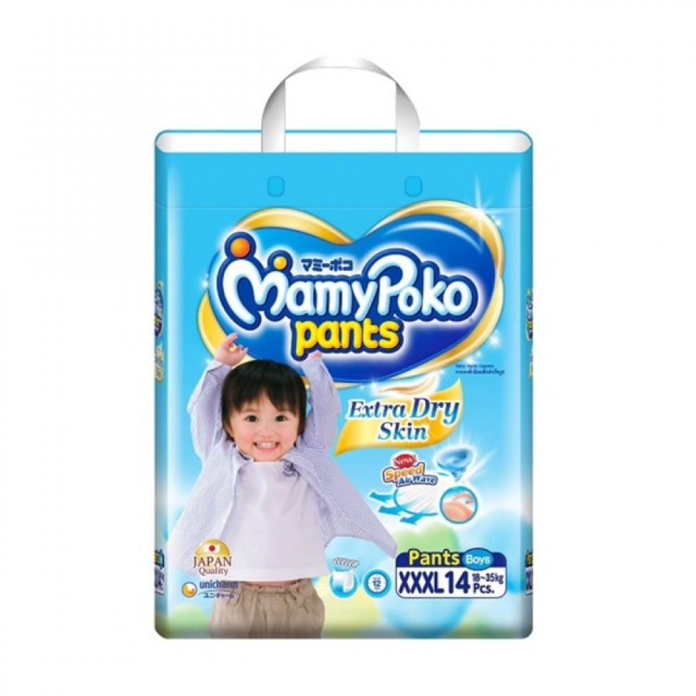Mamypoko Extra Dry Skin Pants (XXXL)14s Boy/Girl
