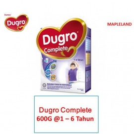image of Dugro complete 600g 1-6 years