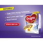DUMEX DUGRO SURE 1-6 TAHUN 600g