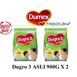 image of Dumex Dugro 3 Formulation Milk Powder For Children 1-3 Years 900g