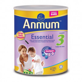 image of Anmum Essential 3 (1.6KG) ASLI Tin