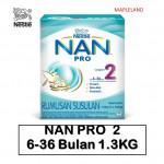 NAN PRO 2 BABY 6-36 MONTHS 1.3KG