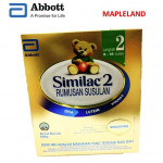 SIMILAC 2 (6-18 MONTHS) 600G New Pack