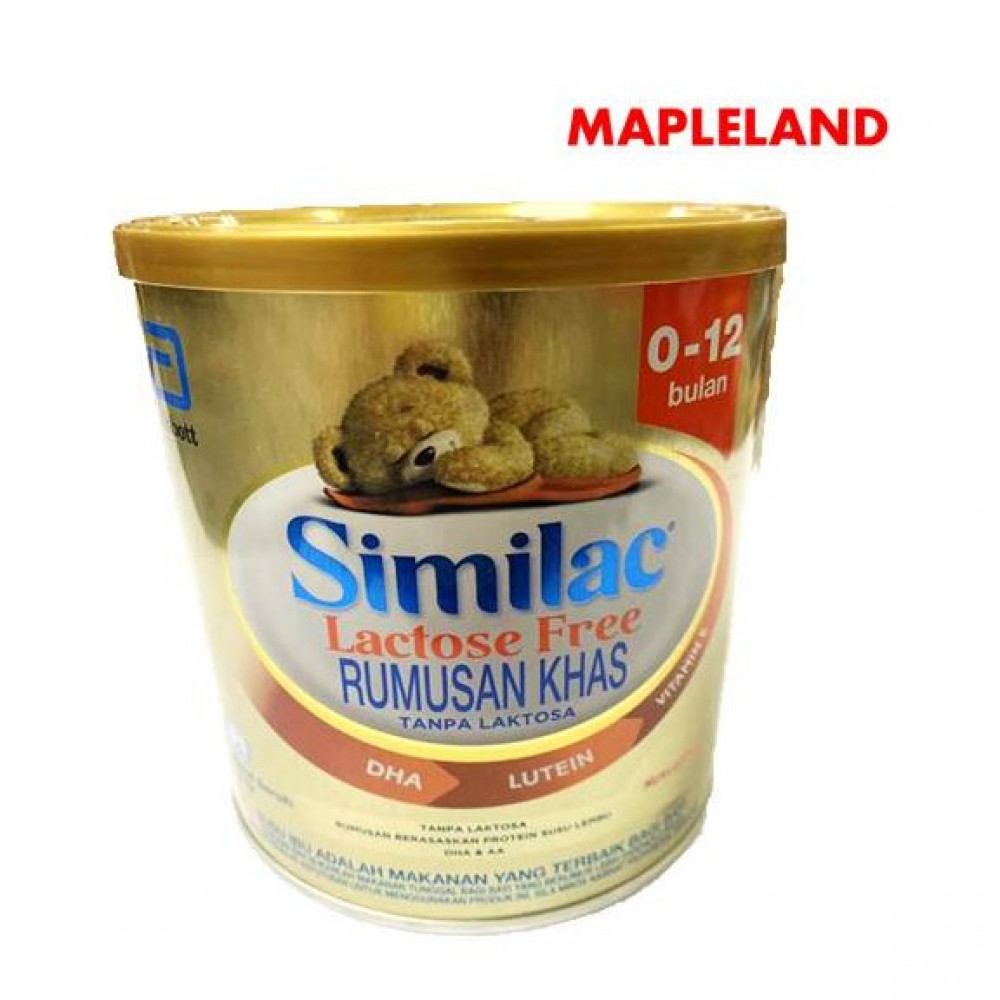 Similac LF lactose Free 375G