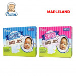 Pureen Nappy Liners 50'S / 100'S