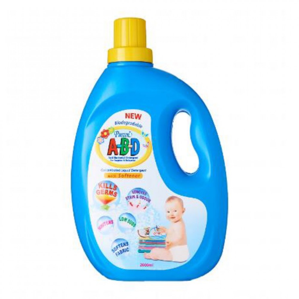Pureen ABD Liquid 4800ml Detergents