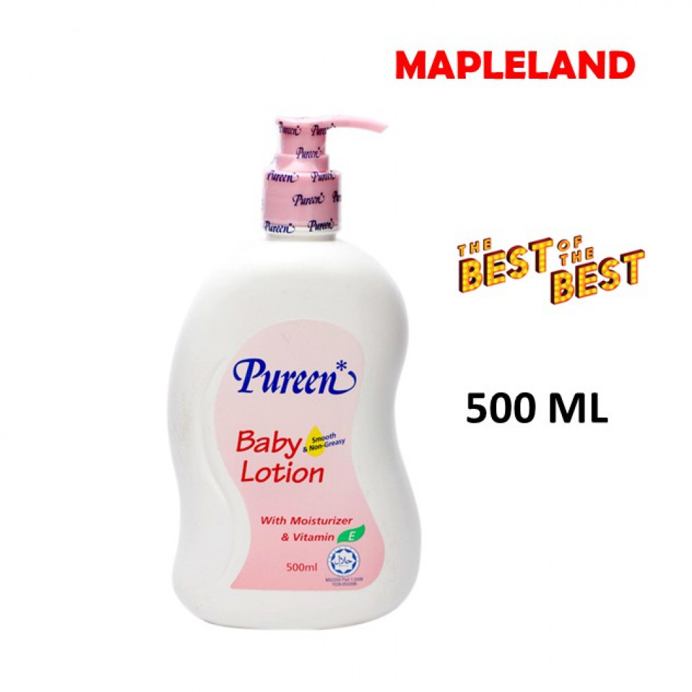 Pureen lotion 500ml Babylotion