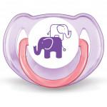 Avent essential comfort, 6-18m, Orthodontic & BPA- Free 2-pack