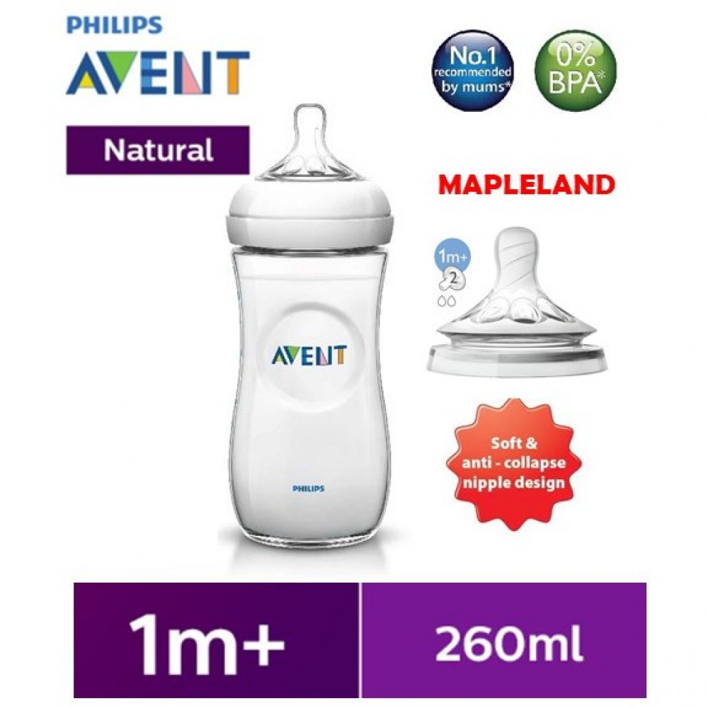 Avent Bottle 9oz 260ML