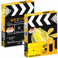 image of HOETOWN - DURIAN POTATO CHIPS