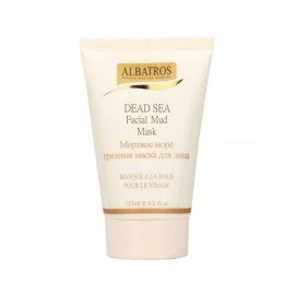 image of ALBATROS FACIAL MUD MASK 125ML