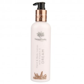 image of NATURAL LOOKS - DREAM HAND & BODY LOTION WITH VITAMIN E 250ml