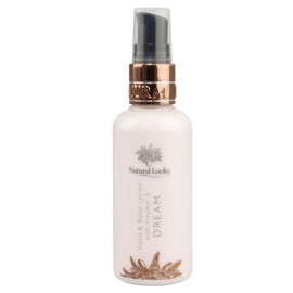 image of NATURAL LOOKS - DREAM HAND & BODY LOTION WITH VITAMIN E 100ml