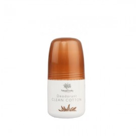 image of NATURAL LOOKS - CLEAN COTTON DEODORANT 50ML