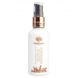 image of NATURAL LOOKS - TOUCH OF ROMANCE HAND & BODY LOTION WITH VITAMIN E 100ML
