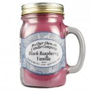 image of NATURAL LOOKS - Black Raspberry Vanilla (SCENTED CANDLE)