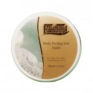 image of NATURAL LOOKS - Albatros Body Peeling Salt Apple 300g