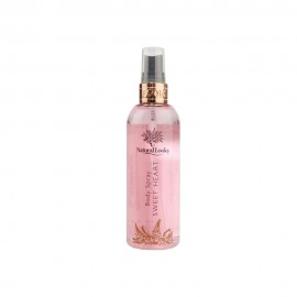 image of NATURAL LOOKS - SWEET HEART BODY SPRAY 150ML