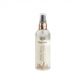 image of NATURAL LOOKS - WHITE MUSK BODY SPRAY 150ML