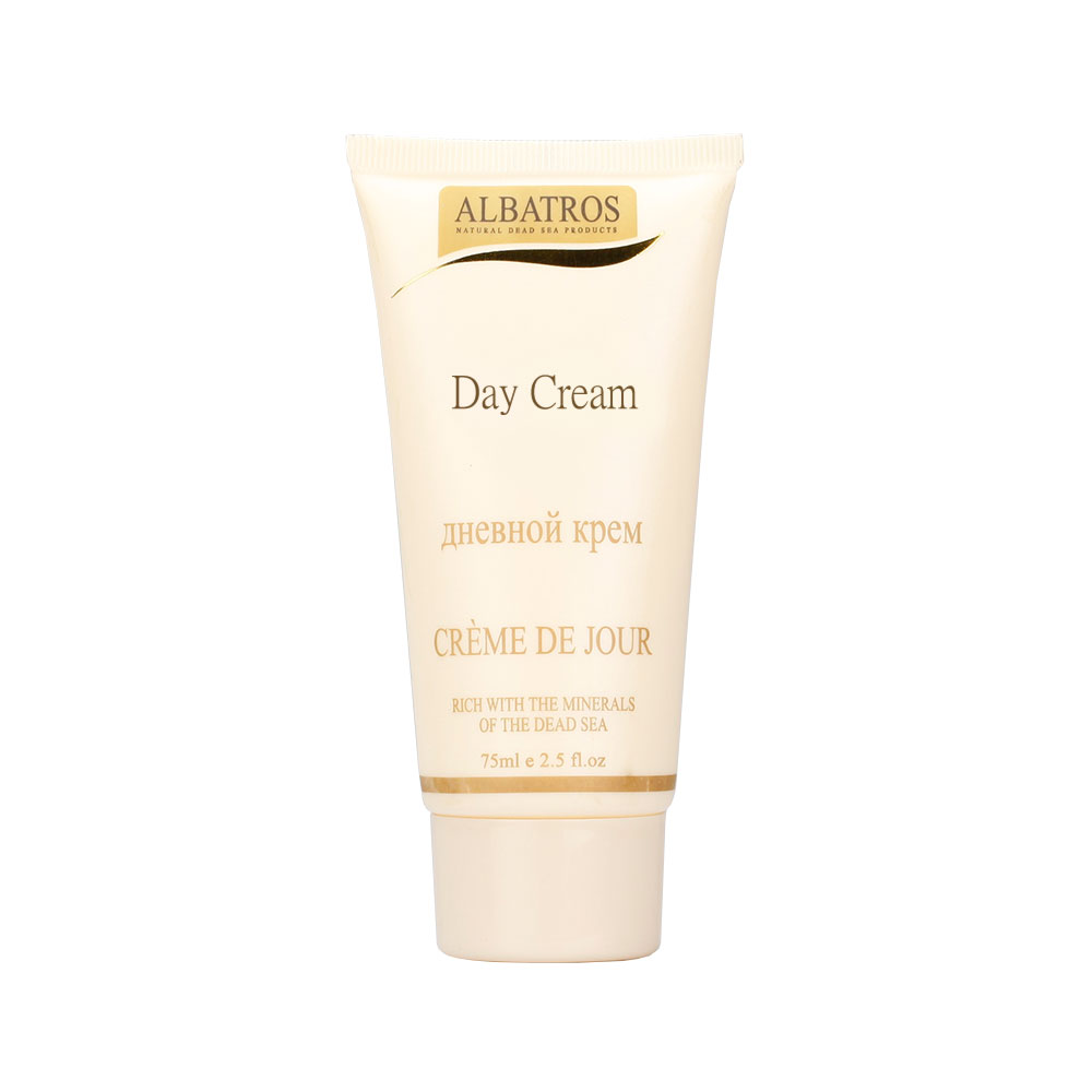NATURAL LOOKS - ALBATROS MOISTURIZING DAY CREAM 75ml