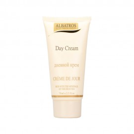 image of NATURAL LOOKS - ALBATROS MOISTURIZING DAY CREAM 75ml
