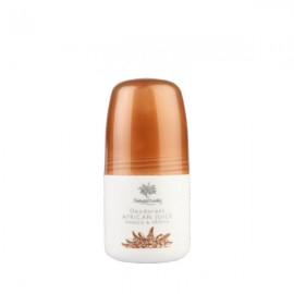 image of NATURAL LOOKS -  AFRICAN JUICE DEODORANT 50ML - MANGGO & PAPAYA