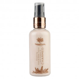 image of NATURAL LOOKS - CHARMED GLISTENING HAND & BODY LOTION 100ml