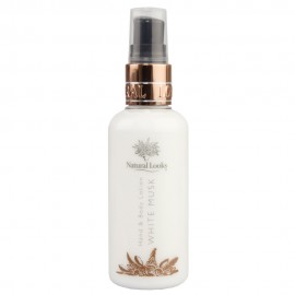 image of NATURAL LOOKS - WHITE MUSK HAND & BODY LOTION 100ML