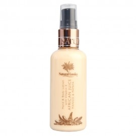 image of NATURAL LOOKS -  AFRICAN JUICE HAND & BODY LOTION WITH VITAMIN E 250ML - MANGO & PAPAYA
