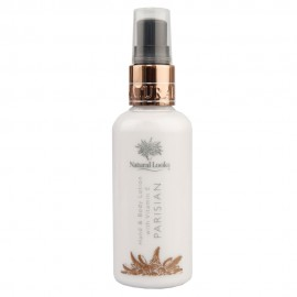 image of NATURAL LOOKS - PARISIAN HAND & BODY LOTION WITH VITAMIN E 100ML
