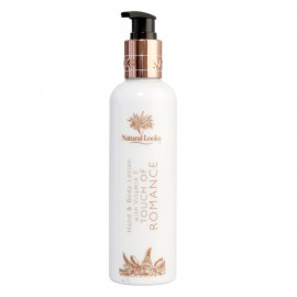 image of NATURAL LOOKS - TOUCH OF ROMANCE HAND & BODY LOTION WITH VITAMIN E 250ML