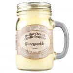 NATURAL LOOKS - Honeysuckle Mason (SCENTED CANDLE)