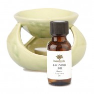 image of NATURAL LOOKS - LAVENDER LIME HOME FRAGRANCE 25ML