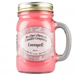 NATURAL LOOKS - Lovespell Mason (SCENTED CANDLE)