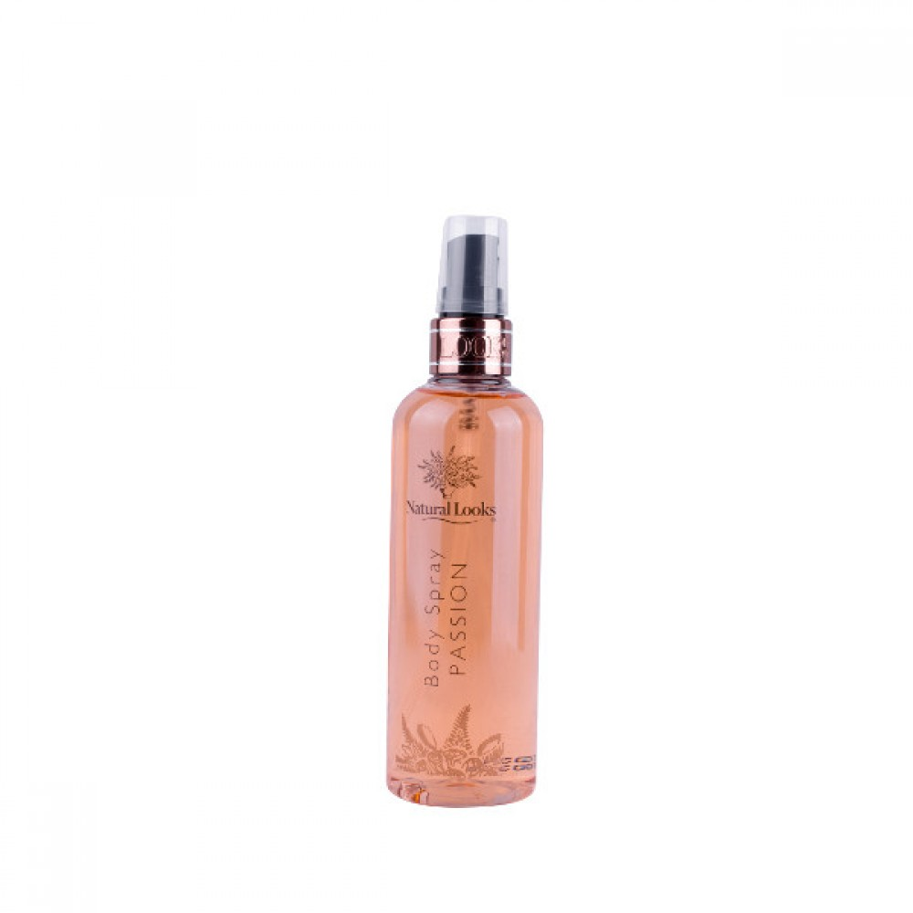 NATURAL LOOKS - Passion Body Spray 150ML