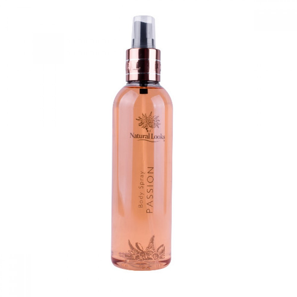 NATURAL LOOKS - Passion Body Spray250ML