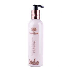 image of NATURAL LOOKS - PASSION HAND & BODY LOTION 250ML