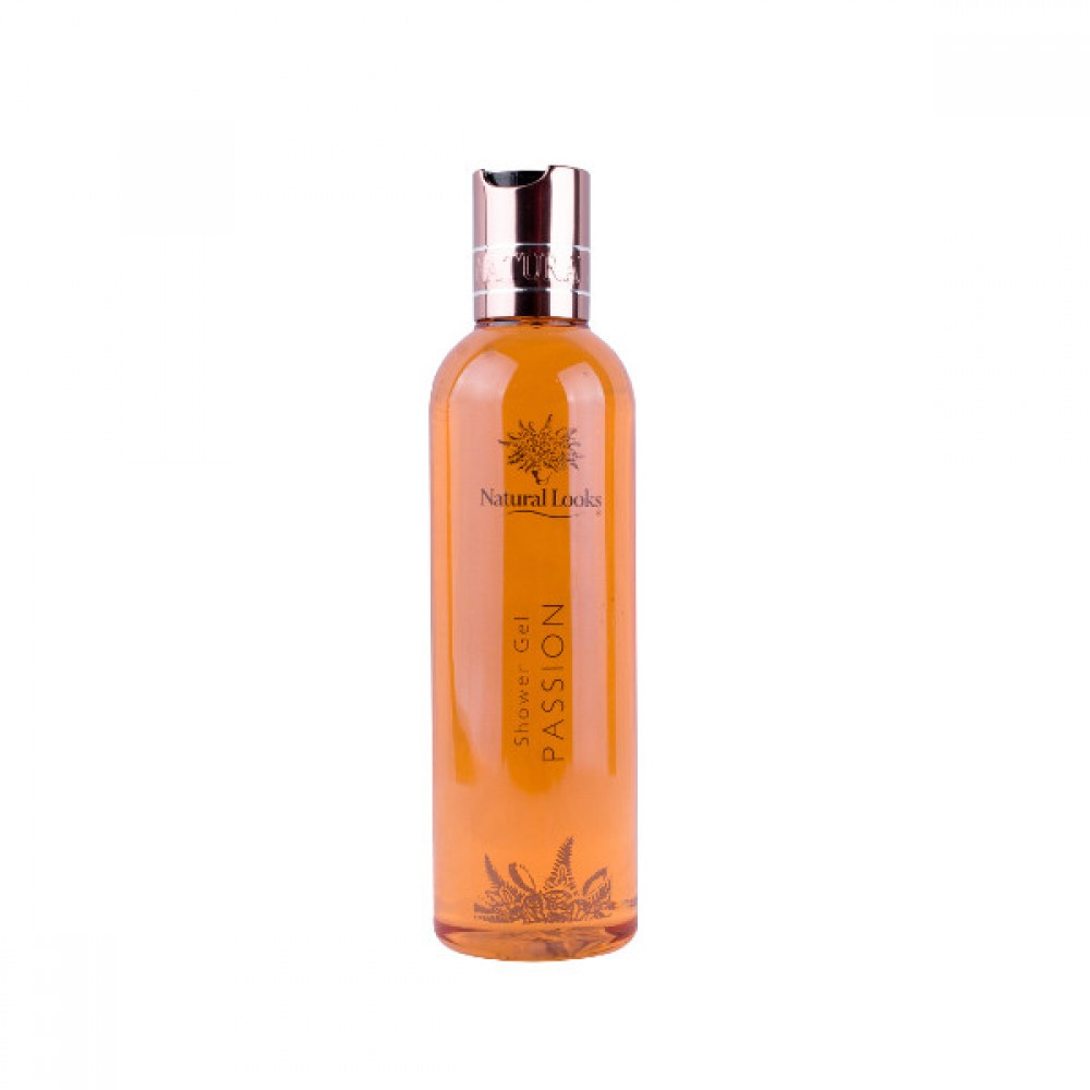 NATURAL LOOKS - PASSION SHOWER GEL 250ML