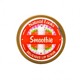 image of NATURAL LOOKS - SMOOTHIE DELICIOUS LIP SCRUB