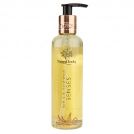 image of NATURAL LOOKS - SENSES SOFT SILK HAND WASH 250ML